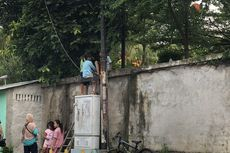 Niat Tonton Pernikahan Sule, Beberapa Warga Mengintip hingga Panjat Tembok