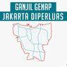 Ganjil Genap Sudah Diterapkan di Sekitar Kawasan Wisata Jakarta
