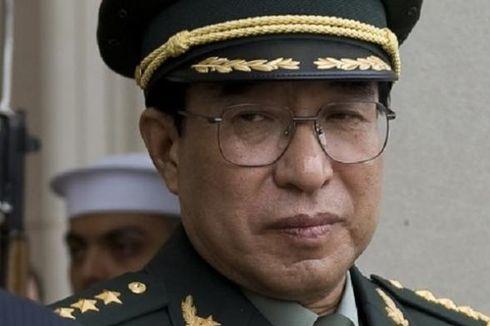 Pensiunan Jenderal Tiongkok Mengaku Terima Suap