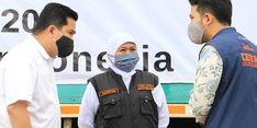 Emil Dardak Dukung Pengembangan Emergency Ventilator Buatan ITS