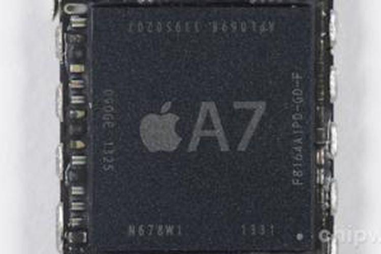 Prosesor Apple A7 pada iPhone 5S