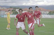 Jadwal Timnas U19 Indonesia Vs Makedonia Utara Jilid 2, Kick-off Malam Ini