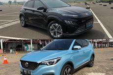 Bahas Tampilan Eksterior MG ZS EV dan Hyundai Kona EV