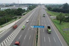 Cek Jadwalnya, Pemeliharaan Jalan di Tol Jakarta-Tangerang 10 Hari