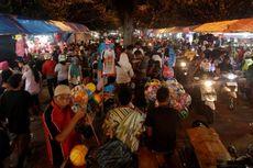 Ramainya Pasar Malam di Festival Legu Gam