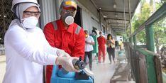 Menaker Imbau Perusahaan dan Industri Lakukan Langkah Preventif Penyebaran Covid-19