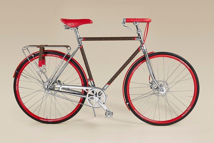 Sepeda Louis Vuitton