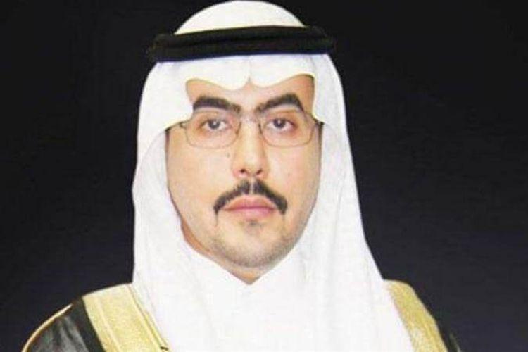 Pangeran Abdullah bin Saud yang dipecat dan ditahan akibat mengunggah sebuah rekaman mengenai insiden penangkapan 11 pangeran pekan lalu (4/1/2018).
