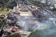 Kastil Berusia 500 Tahun di Jepang yang Masuk Warisan Dunia Unesco Kebakaran