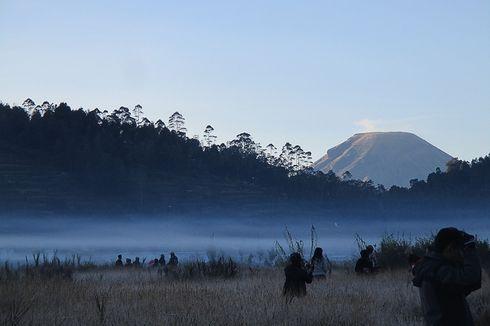 Puncak Kemarau, Mengapa Wilayah Gunung Lebih Dingin sampai Muncul Embun Es?