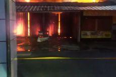 Tiga Ruko di Cipayung Hangus Terbakar pada Jumat Pagi