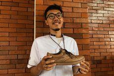 Nurman, Pria Putus Kuliah yang Bikin Sepatu Ceker Ayam Mendunia...