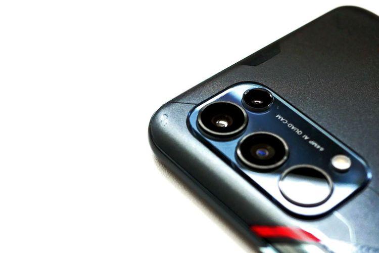 Bocoran wujud ponsel Oppo Reno5 edisi khusus