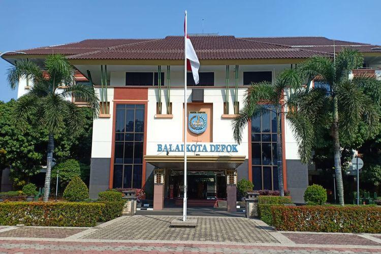 Balai Kota Depok.