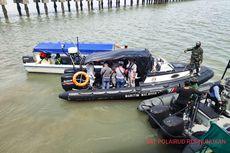 Terseret 10 Mil, Jasad Balita Malaysia Ditemukan di Perairan Indonesia, Tenggelam Bersama Sang Kakak