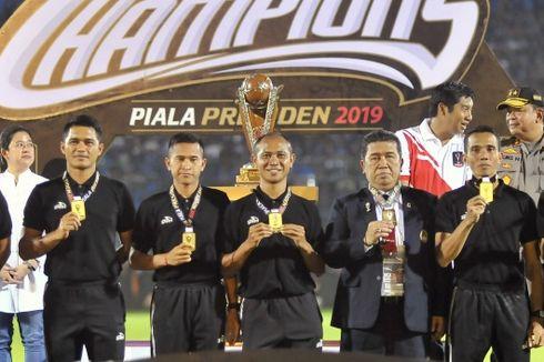 Wasit Liga 1 soal Kompetisi Mandek Saat Prokes Terus Dilanggar: Mau Sampai Kapan?