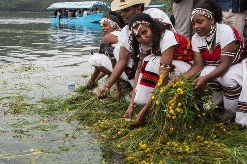 POPULER GLOBAL: Di Ethiopia Sekarang Masih 2014   Wanita Cimahi Kuliah di Kampus Bergengsi AS
