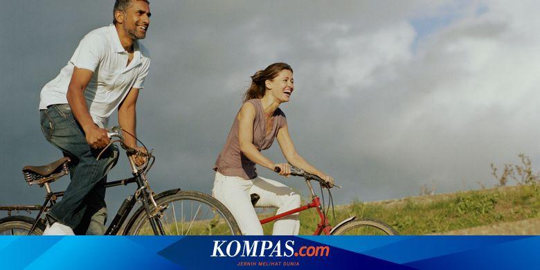 Cara Menurunkan Berat Badan dengan Bersepeda - Lif