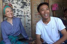 Keseharian Indra dan WN Perancis Melissa, Sering Pakai Google Translate Saat Kesulitan Berkomunikasi