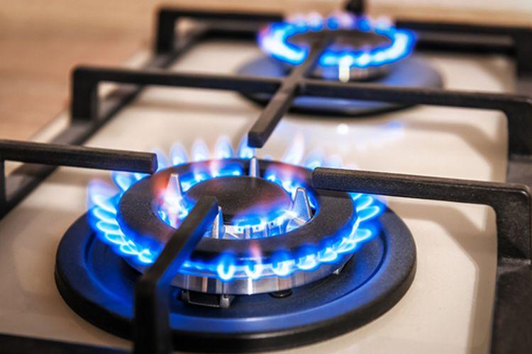 Api Kompor Gas Berwarna Merah? Ini Penyebab dan Solusinya Halaman all -  Kompas.com