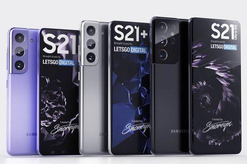 Samsung Galaxy S21 Meluncur 14 Januari 2021?