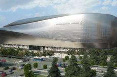 Tak Mau Kalah, Real Madrid Rancang Renovasi Santiago Bernabeu!