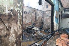 Matraman Kebakaran Lagi, Kali Ini 11 Rumah Hangus