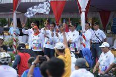 Gowes Pesona Nusantara Sambangi Lombok Barat