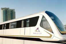 Negara-negara Teluk Bangun Infrastruktur Kereta Rp 3.199 Triliun