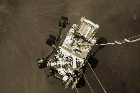 Foto Mars Diambil Robot Perseverance NASA, Begini Wajah Planet Merah