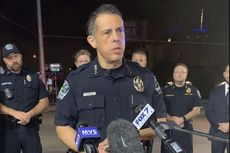 Penembakan di Texas AS, 13 Orang Luka-luka