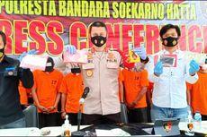 Pencurian Motor di Bandara Soekarno-Hatta, Dilakukan Residivis dengan Modus Order Pesanan