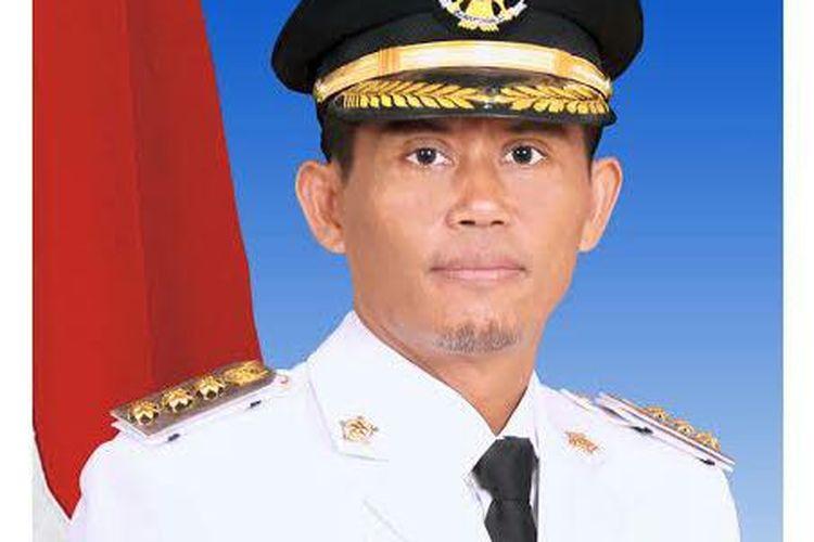 Bupati Kabupaten Tanah Laut, Kalimantan Selatan, Sukamta.