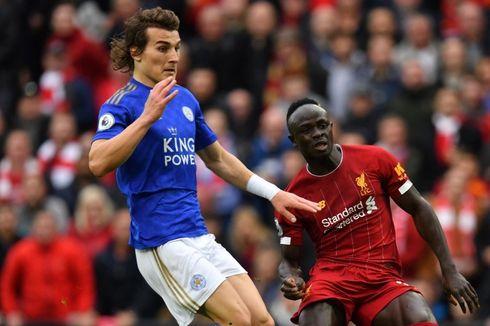 Liverpool Vs Man City, Sadio Mane Tak Masalah Dijuluki Tukang Diving