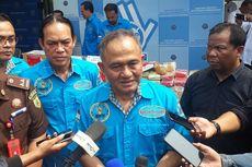 BNN Klaim Penyelundupan Narkotika yang Masuk ke Indonesia Menurun