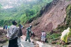 Longsor di Gowa Tutup Jalur Trans-Sulawesi dan Rusak Rumah Warga