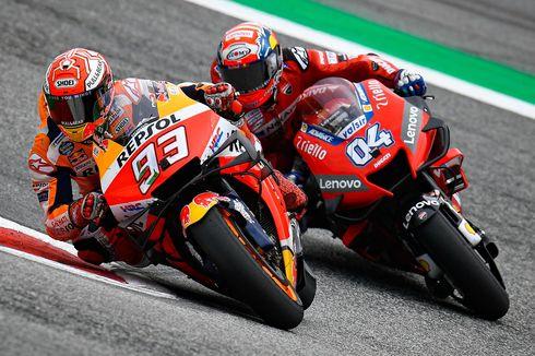 Cerita Dovizioso Melesat di MotoGP Aragon 2019