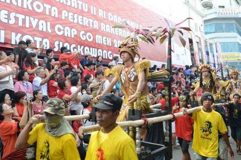 Kalimantan Barat Incar Turis Tiongkok