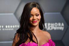 Juventus Vs Atletico, Ada Rihanna di Stadion Allianz Turin