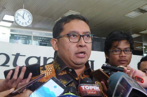 Fadli Zon Nilai Pembicaraan Anggota KPU dari Parpol Akan Alot