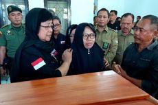 Menteri LHK Serahkan Jenazah Pegawainya yang Jadi Korban Kecelakaan Perahu di Sungai Sebangau ke Keluarga