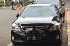 Mobil Menteri Kabinet Kerja, Warisan dari Era SBY