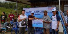 BRI Salurkan Bantuan Tahap Awal kepada Korban Gempa Ambon