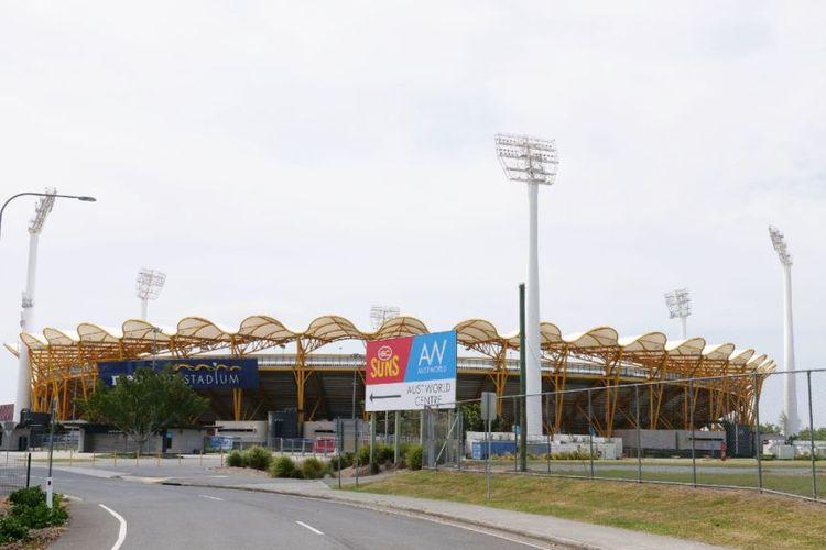 Stadion Carrara Brisbane Queensland Australia