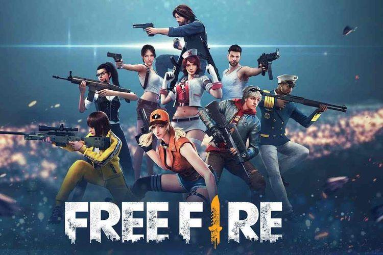 Ilustrasi game FreeFire.