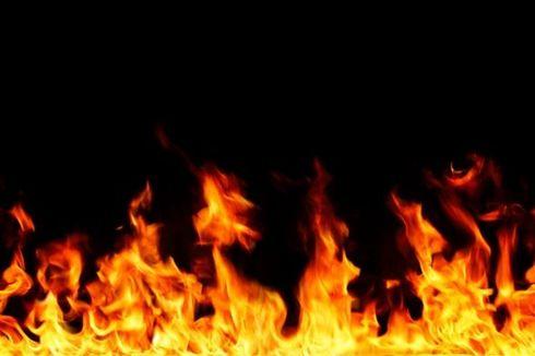 7 Unit Rumah di Pekanbaru Hangus Terbakar