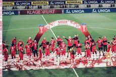 RB Salzburg Juara Piala Austria, Angkat Trofi Pertama di 'New Normal'