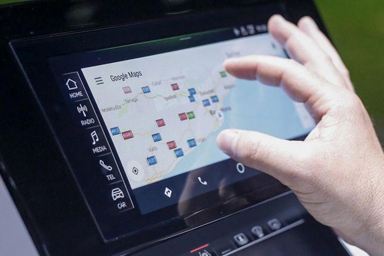 Sistem hiburan dengan basis sistem Google Android akan digunakan di produk Renault-Nissan-Mitsubishi di masa depan