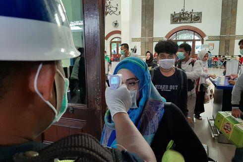 KAI Daop 4 Semarang Operasikan 46 Kereta Api Selama Bulan Agustus
