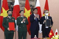 Khawatir Peningkatan Militer China, Jepang dan Vietnam Sepakat Transfer Alat Pertahanan